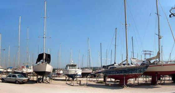 Port à sec de Martigues - Port Maritima