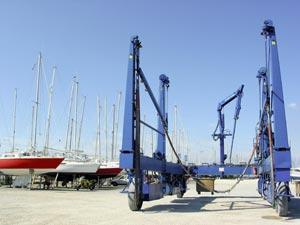 pont roulant port maritima
