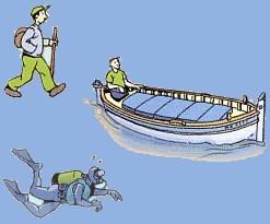 les calanques de la cote bleue de martigues a marseille