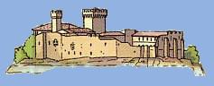 salon de provence et le chateau de l'emperi